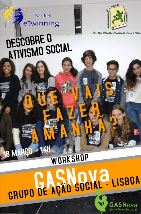 WORKSHOP ATIVISMO SOCIAL